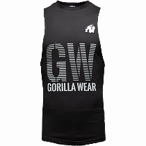 "Безрукавка ""Dakota"" Gorilla wear Черный"